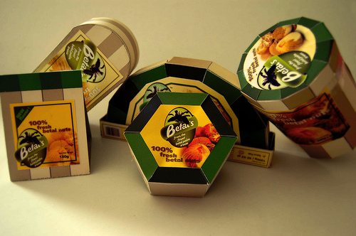 Photo: Print Design Packaging ang Labeling