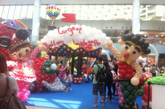 Balloon-Fest-in-Singapore